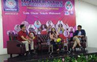 UBSI Cibitung Bekasi Adakan Talkshow Tokoh Millenial Energy of BSI