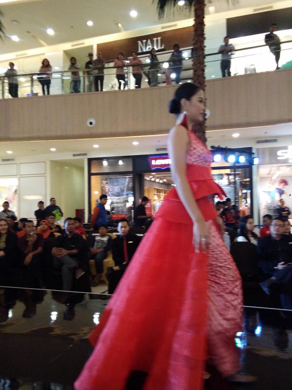 Ajang Tahunan Grand Metropolitan Bekasi, Fun and Fashion Fair Hibur Pengunjung
