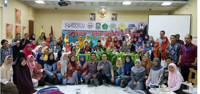 "Fordorum Gelar ""International Lecturer"" sebagai Komparasi Sistem Pendidikan Indonesia - Thailand"