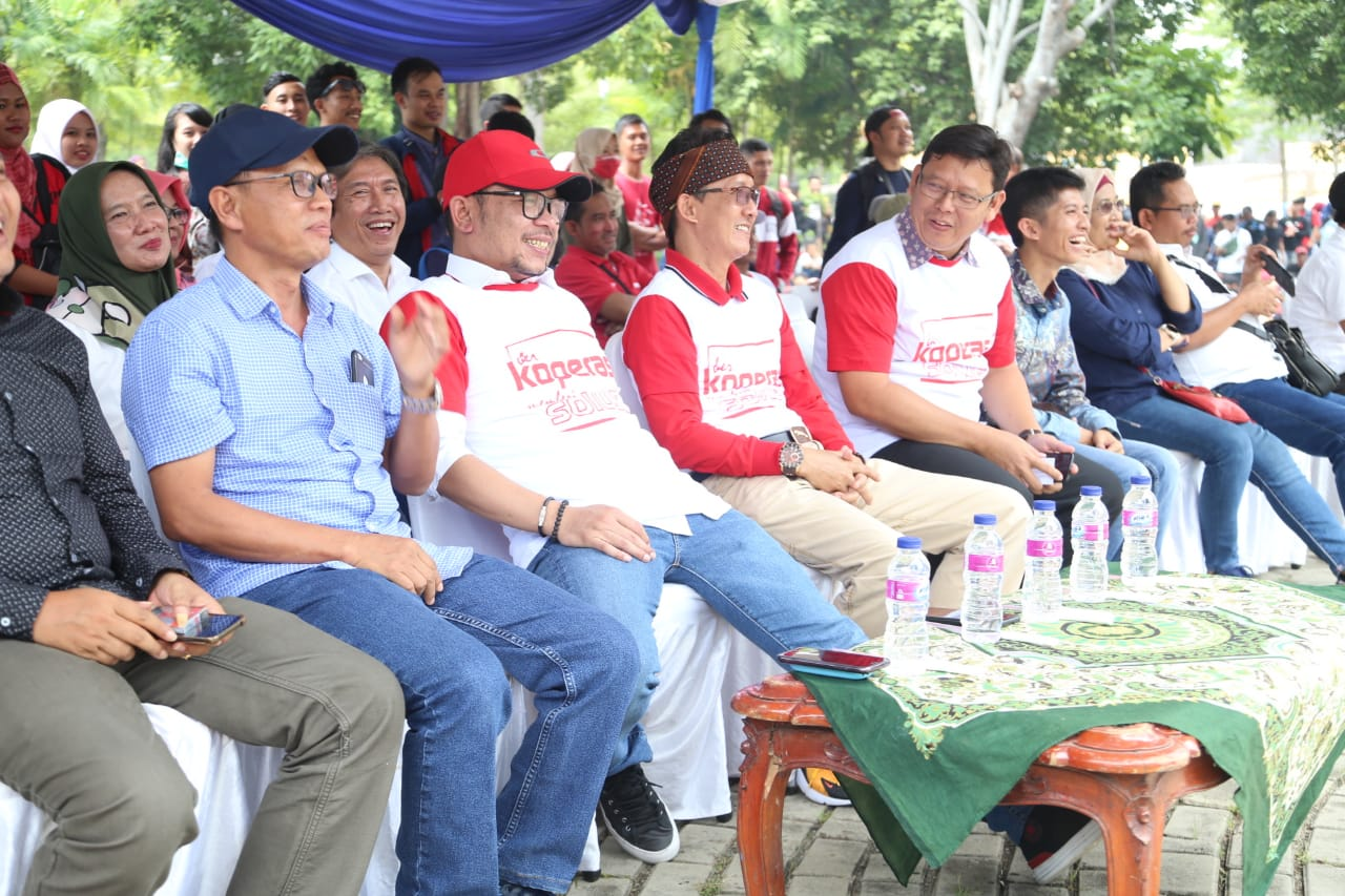 Menaker : Koperasi Tingkatkan Kesejahteraan Pekerja