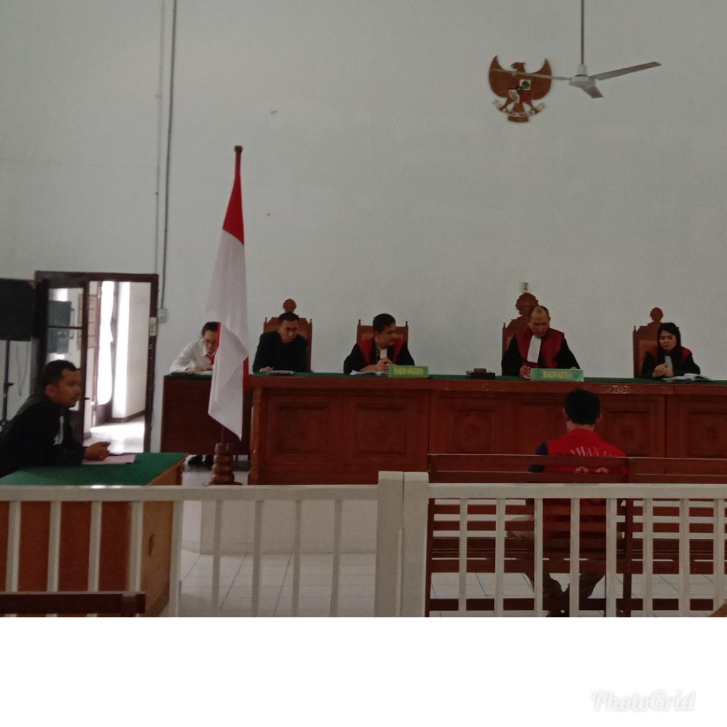 Pemilik Sabu-sabu 44 Gram dan 11 Pil Extacy Dituntut 18 Tahun Penjara dan Denda Rp 1 Miliar