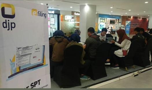 KPP Pratama Karawang Utara Sosialisasikan Surat Pemberitahuan Laporan Pajak