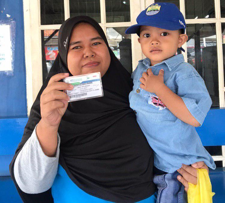 Kartu JKN-KIS Jadi Harapan Ibu Rumah Tangga Masa Kini