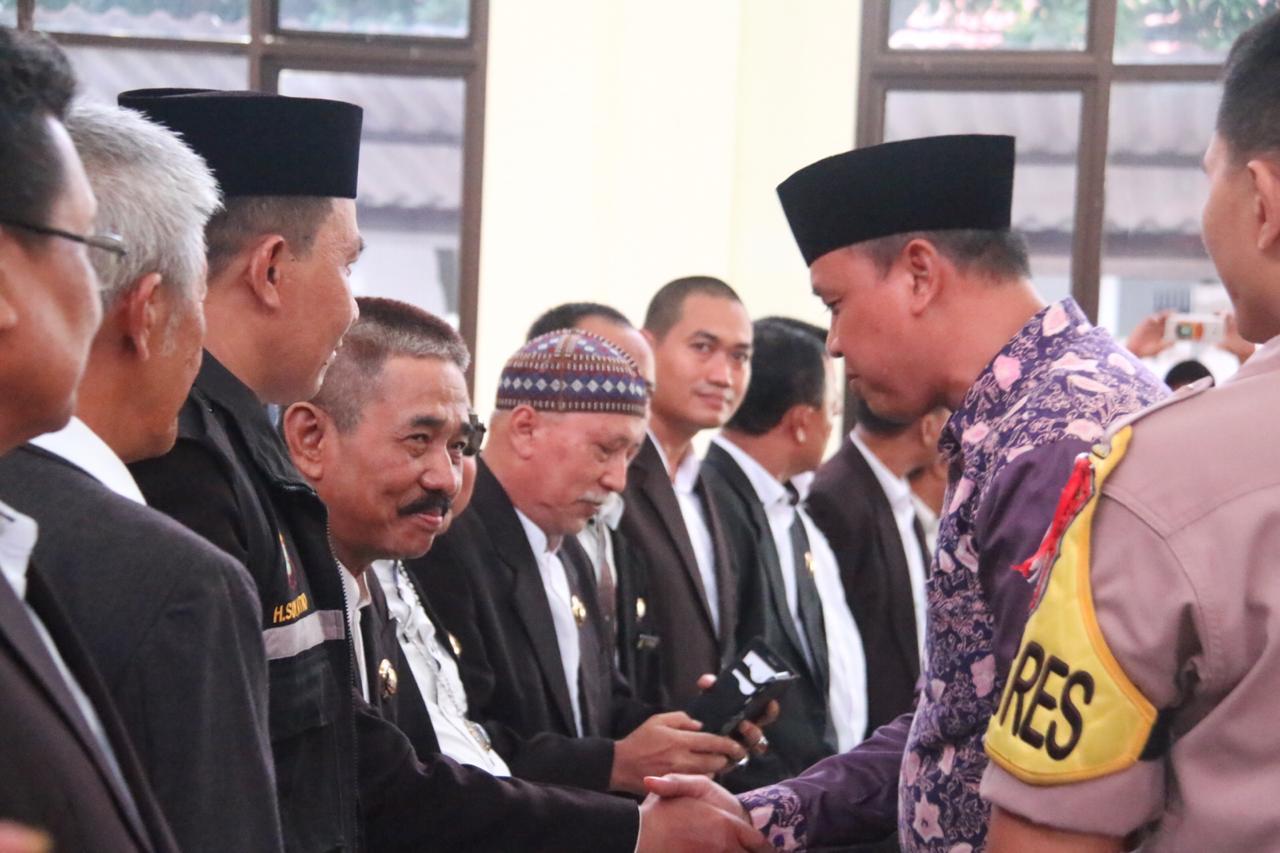 Ini Pesan Wakil Walikota Bekasi Pokdarkamtibmas Resort Metro Bekasi