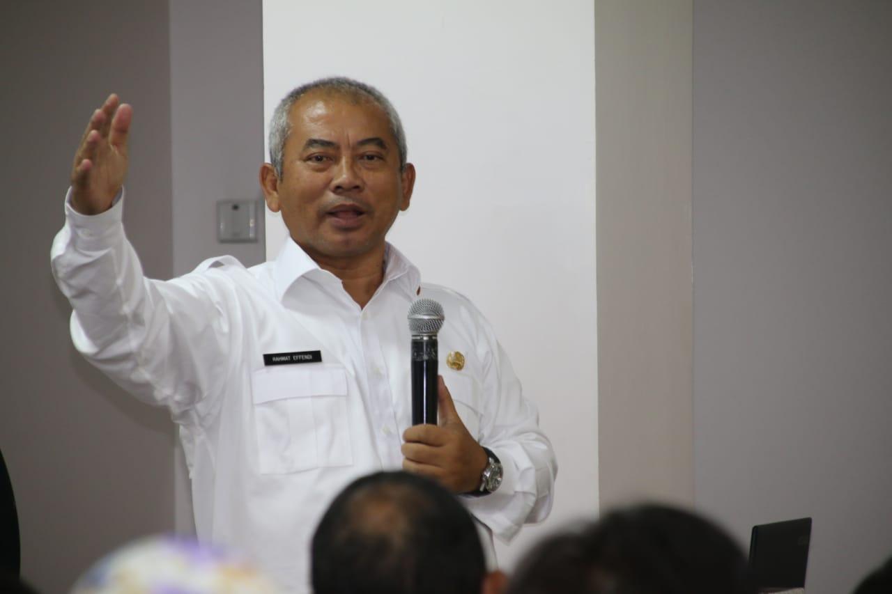 Walikota Bekasi Berikan Pemahaman Peningkatan Layanan Kesehatan kepada Direksi Rumah Sakit Swasta