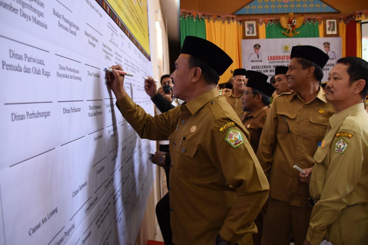 Pemkab Aceh Tengah Komitmen Kembangkan Inovasi Daerah