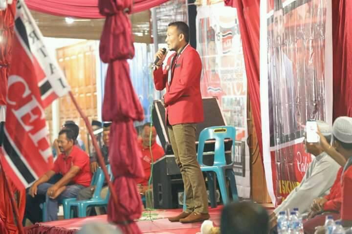 Syahrul AB : Perjuangan GAM akan Diselesaikan Jalur Politik