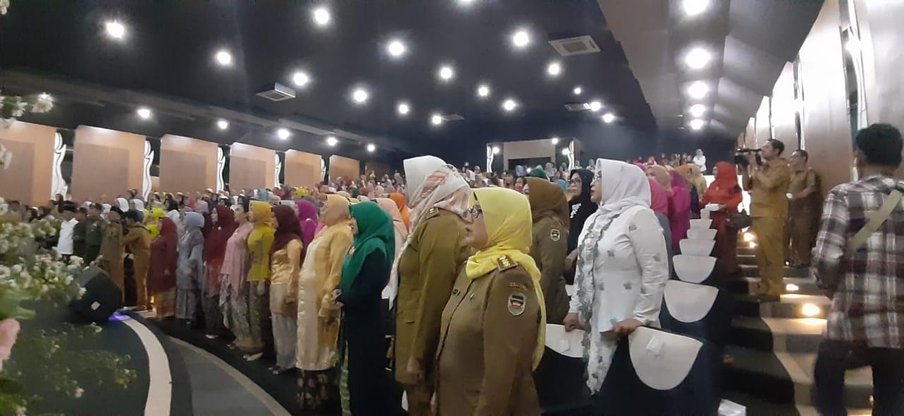 Hari Kartini 2019, Ketua PKK Purwakarta : Kaum Perempuan Harus Kuat