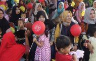 PKK Karawang Bantu Meningkatkan Cakupan Imunisasi