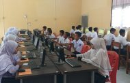 520 Orang Guru Pengawas Ruang Silang Diterjunkan Jelang UNBK SMPN di Bireuen