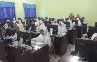 Ribuan Siswa dari 78 SMA dan MA di Kabupaten Aceh Utara Ikuti UNBK