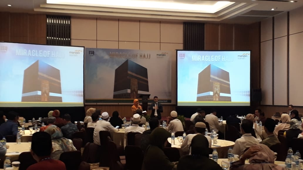 BSM Bekasi Gelar Pelatihan Miracle of Hajj untuk Para Nasabah Haji