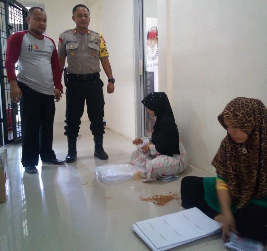 Bawaslu Aceh Utara Rekomendasikan Pemungutan Suara Ulang di 2 TPS