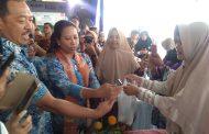 Peruri Gelar Pasar Pangan Murah dan Peresmian Rumah Kreatif Karawang