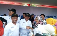 Wujudkan Kampung Sehat, Pertamina Bersama Warga Desa Mukti Jaya Bersihkan Kampung