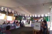 Ketua KPPS TPS 37 Perumnas II Tegur Warga Bisik-bisik di Bilik Suara