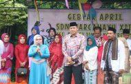 Wawali Bekasi Peringati Hari Kartini dan Isra Mi'raz di SDN Margahayu XIII