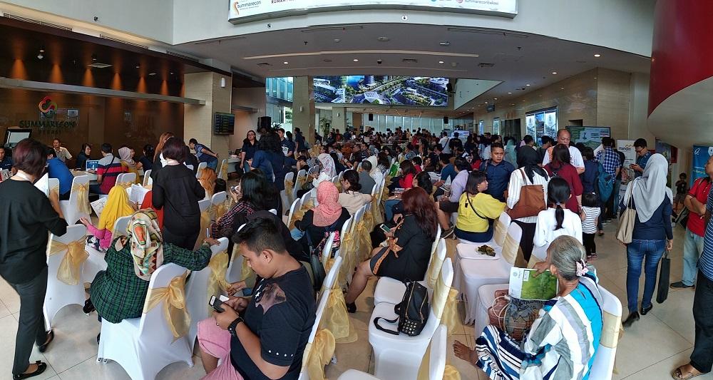 Summarecon Bekasi Launching Klaster Terakhir Srimaya Residence