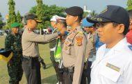 Polres Aceh Utara Gelar Apel Pasukan Operasi Ketupat 2019