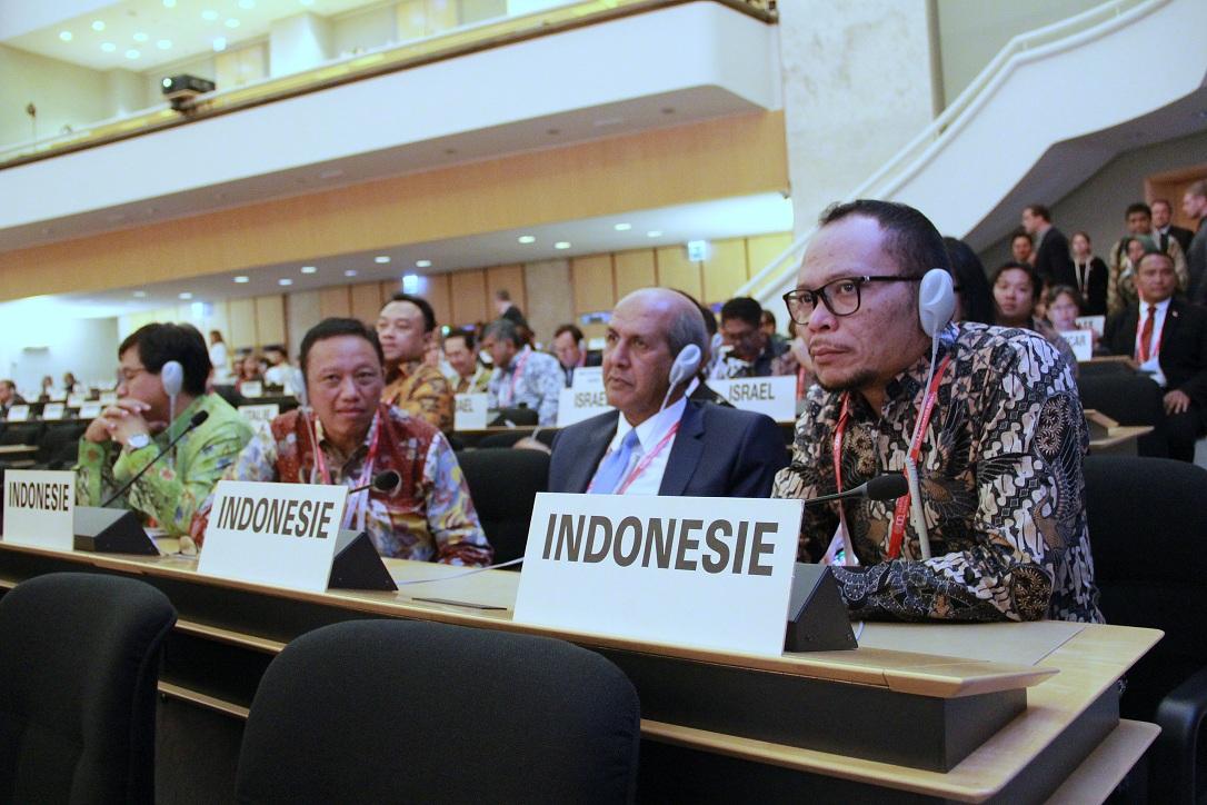 Indonesia Dorong Pengesahan Deklarasi ILO tentang Kerja Masa Depan
