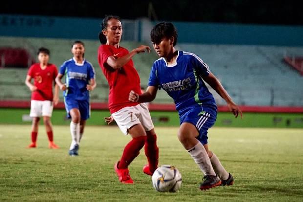 Tim Nasional Persiapkan 26 Pemain Sepak Bola Wanita