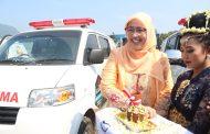 Di Purwakarta Kini Satu Desa Satu Ambulance