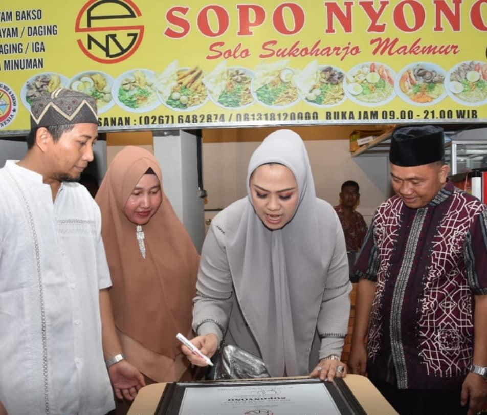 Industri Kuliner Diharapkan Dapat Meningkatkan PAD Kabupaten Karawang