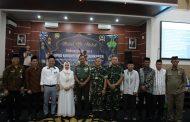 Gelar Halal Bi Halal, Bupati dan Ketua DPRD Purwakarta Apresiasi Sekwan