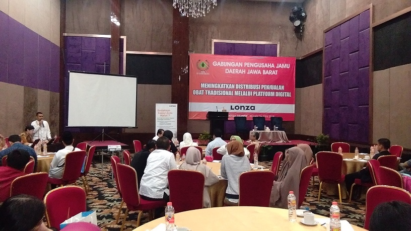 GP Jamu Jawa Barat Harus Melek Teknologi Agar Jualan Online Menghasilkan