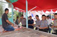 Sambut HUT Bhayangkara ke-73, Satbinmas Polres Aceh Utara Gelar Lomba Pos Kamling