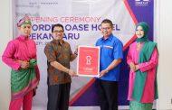 Peresmian Cordex Oase Hotel Pekanbaru