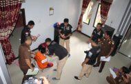 Polres Lhokseumawe Gelar Rekonstruksi Kasus Pembunuhan Istri dan Anak