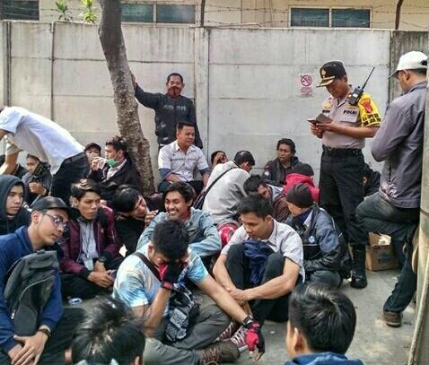 PT Kiat Ananda Group Diduga Telantarkan Puluhan Buruh