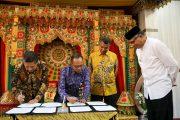 Pemerintah Aceh Komitmen Perkuat Kerjasama dengan Perguruan Tinggi