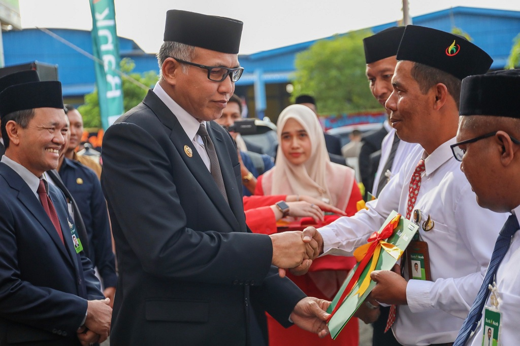 Plt Gubernur Aceh : IT Bank Aceh Harus Sudah Mapan di Akhir 2019