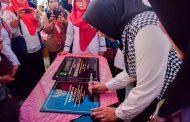 Bupati Cellica Resmikan Kampung Santri sebagai Wujud Lahirnya Semangat Religi