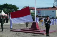 Bupati Aceh Utara Pimpin Upacara Peringatan HUT Kemerdekaan RI Ke 74