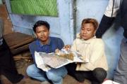 Dua Pemuda Ini Ditangkap Polsek Cibarusah Saat Sedang Transaksi Narkoba