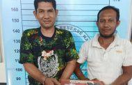 Polisi Ringkus Dua Orang Diduga Pengedar Narkotika
