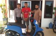 Polisi Tangkap Tersangka Curanmor di Aceh Utara
