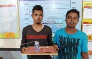 Buron Satu Bulan, DPO Kasus Narkoba di Aceh Utara Diringkus Polisi