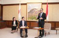 Indonesia - Jepang Pererat Kerja Sama Sektor Ketenagakerjaan