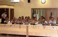 Kodam XII Tanjungpura Terima Kunjungan Peserta Didik Sespimti Polri