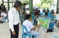 Cegah Tangkal Radikalisme, Kodim 0104 Aceh Timur Gelar Lomba Melukis SMA Sederajat
