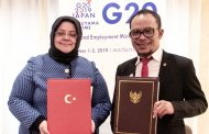 Indonesia-Turki Tandatangani MoU Kerja Sama Bidang Ketenagakerjaan