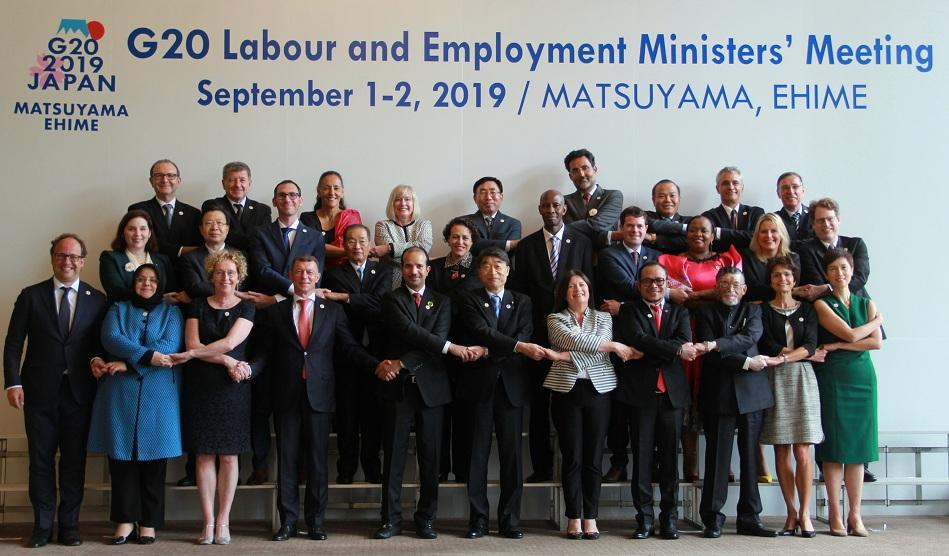 Pemerintah Indonesia Kenalkan Kartu Pra Kerja di Forum G20