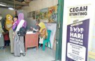 Mahasiswa KKN UNNES di Desa Cigadung Berpartisipasi Mencegah Stunting
