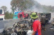21 Mobil Tabrakan Beruntun di Tol Cipularang, Enam Orang Tewas