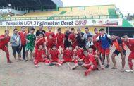 Kesebelasan PS Sekadau Melaju Kebabak Semifinal Liga 3 Kalbar
