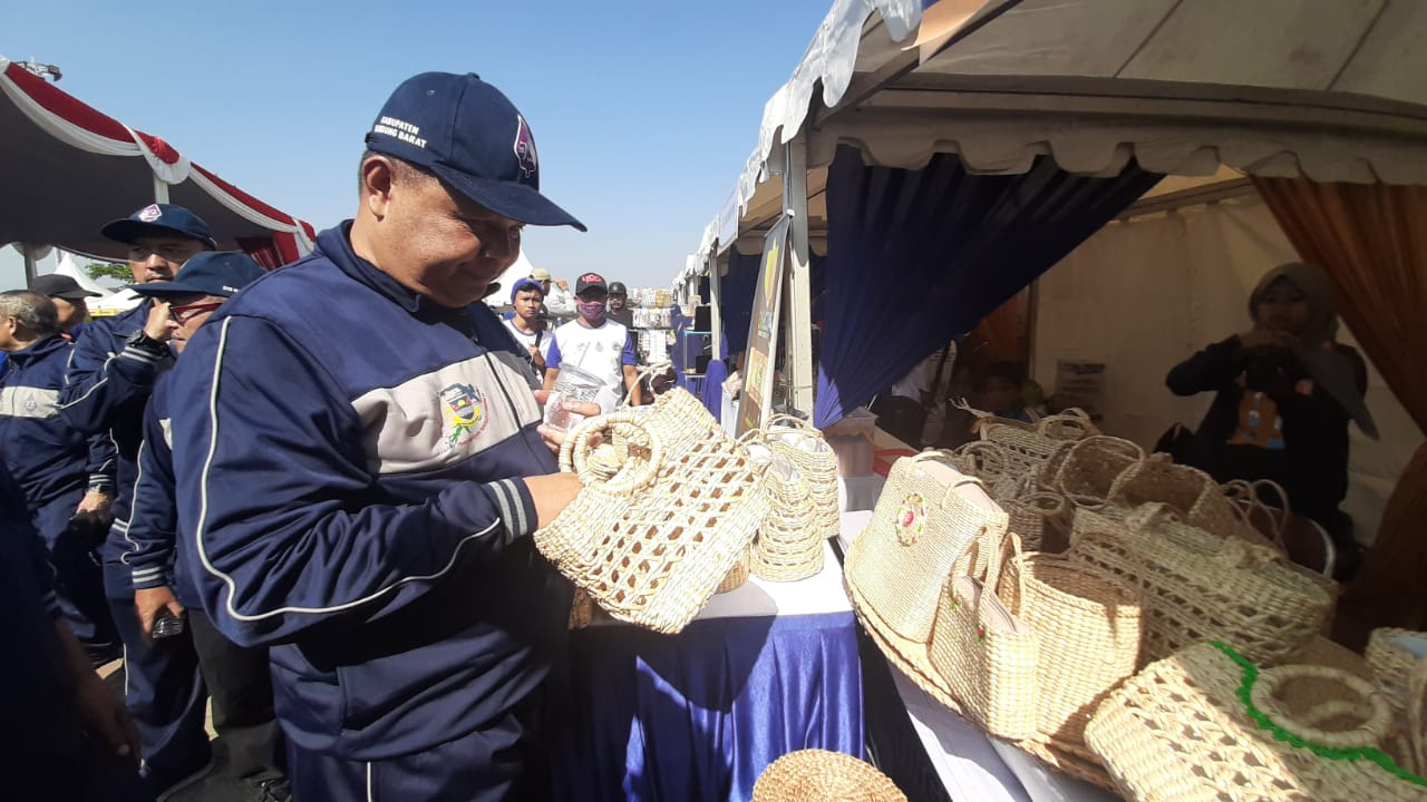 Bupati Bandung Barat : Koperasi Masih Bergelut untuk Bertahan Hidup